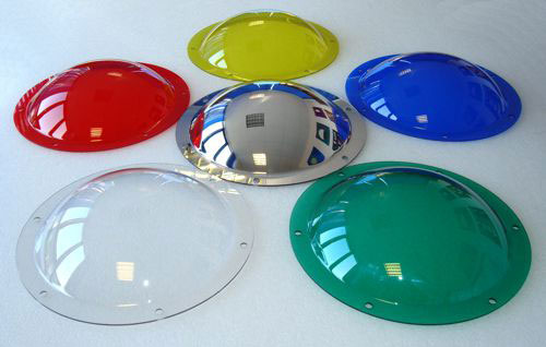 300mm Polycarbonate Domes
