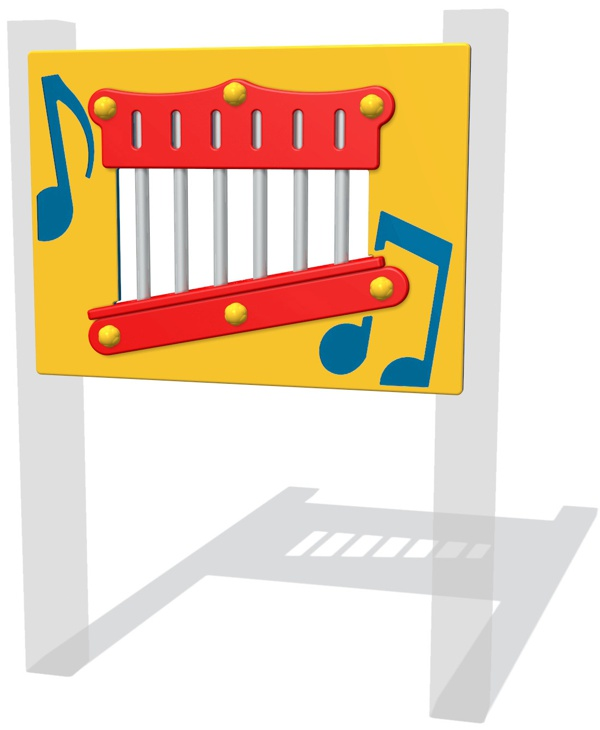 Play Chime Musical Panel
