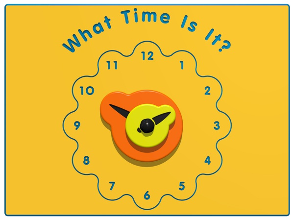 What time is it Play Panel