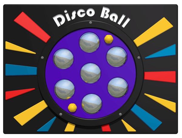 Disco Ball Play Panel