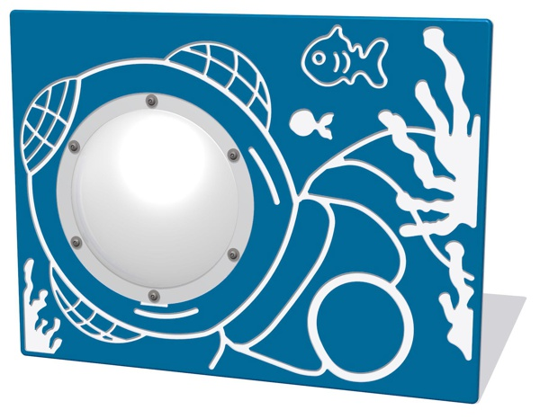 Underwater Diver Play Panel