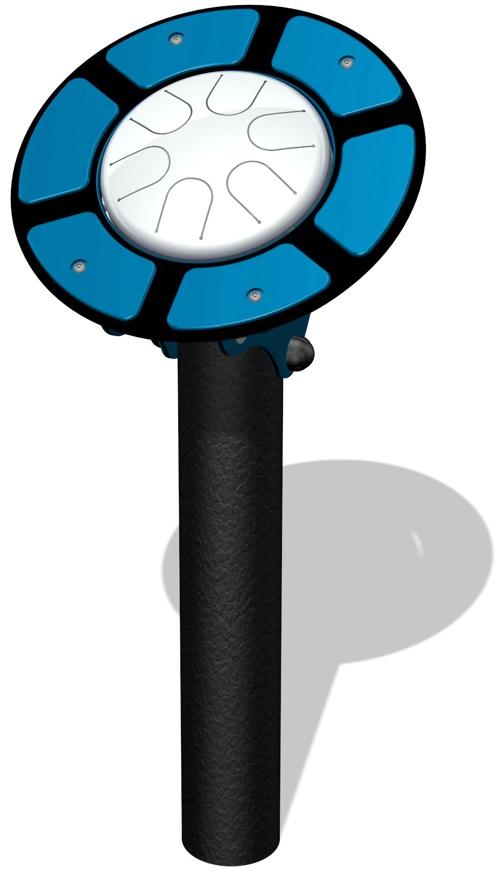 Eco-Tongue Drum