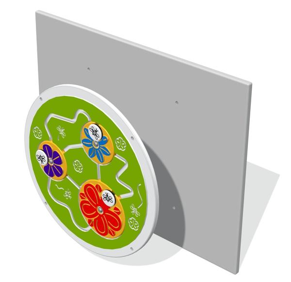 Flower Explorer Panel Insert