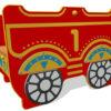 Steam Express Train Carriage 1