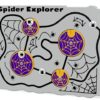Spider Explorer Play Panel