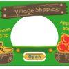 Village Shop Panel