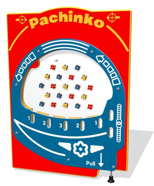 Pachinko Play Panel