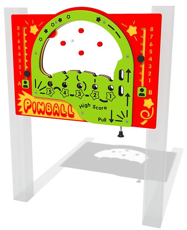 Pinball Play Panel