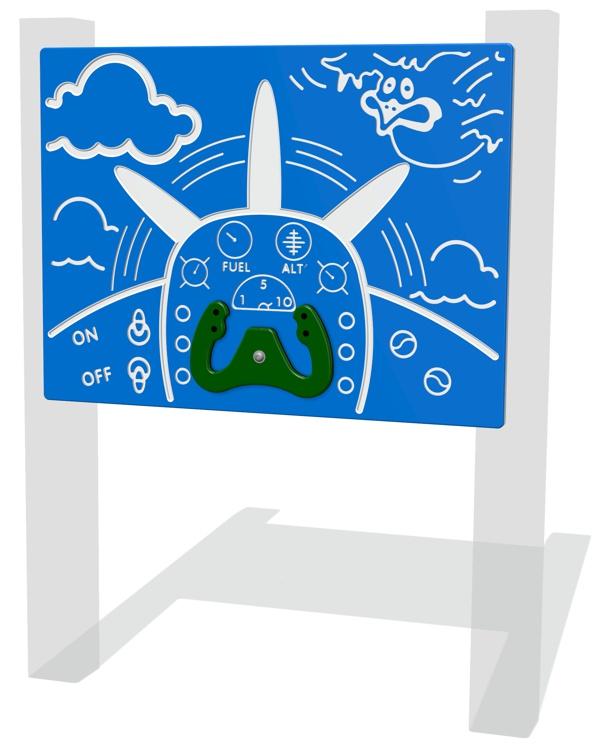 Aeroplane Play Panel