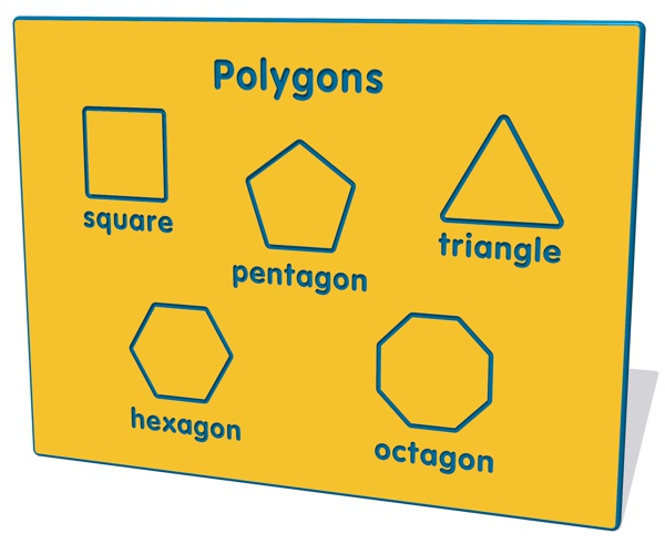 Polygons Play Panel