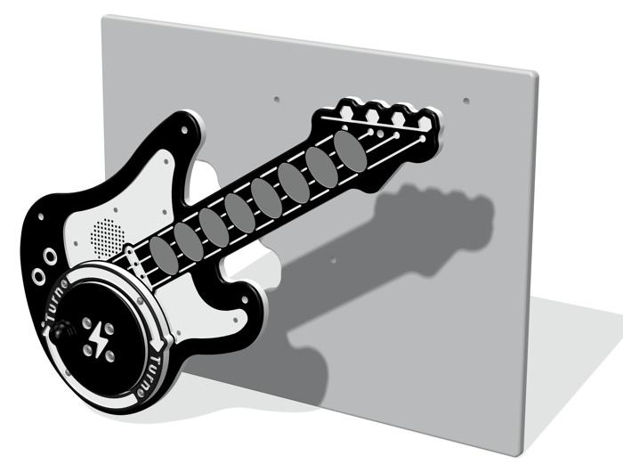 RotoGen Bass Guitar Musical Insert
