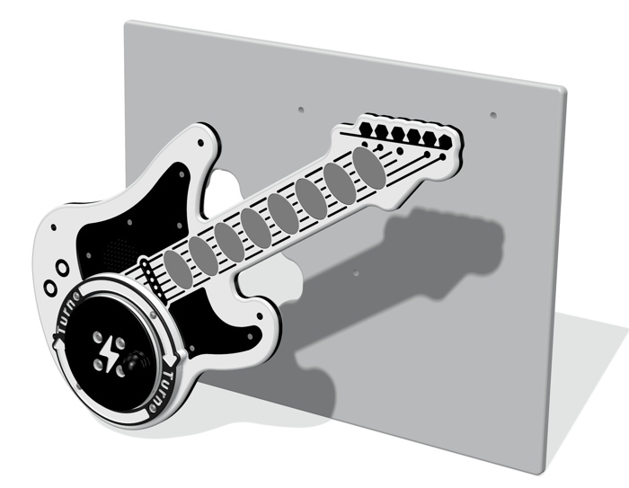 RotoGen Lead Guitar Musical Insert