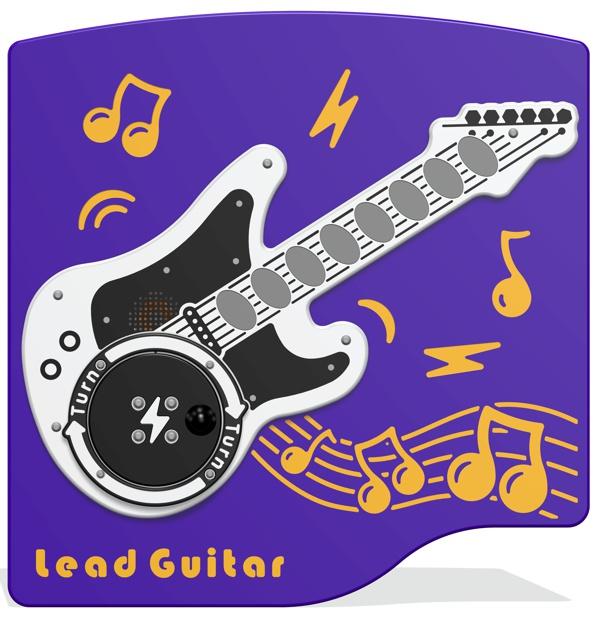 RotoGen Lead Guitar Musical Panel