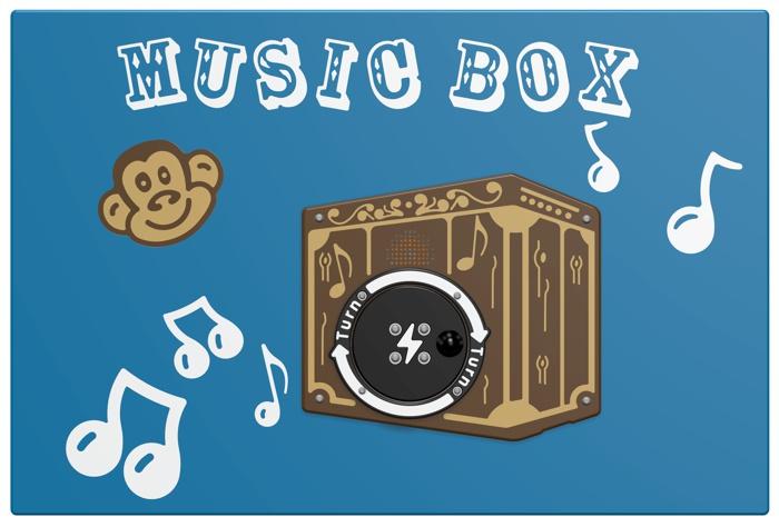 RotoGen Music Box Play Panel