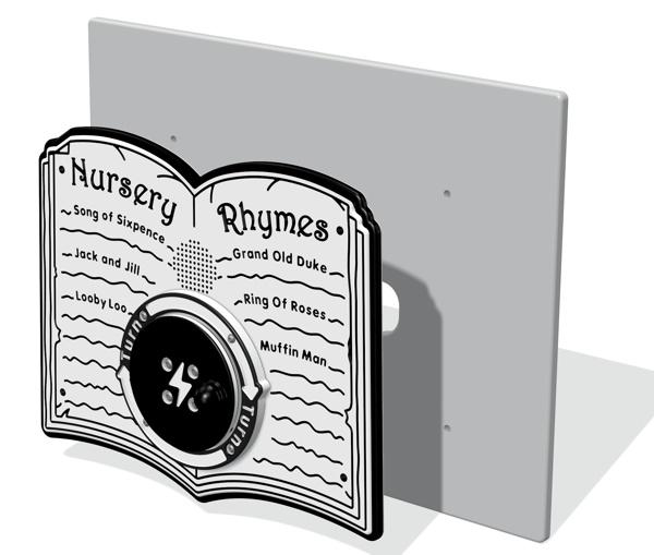 RotoGen Nursery Rhymes Insert