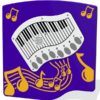 PlayTronic Piano Musical Panel