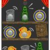 Playtronic Fairground Sideshow Reactions Game