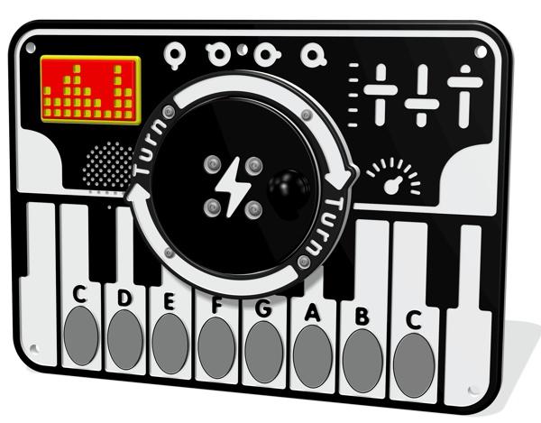 RotoGen Synthesiser Musical Insert