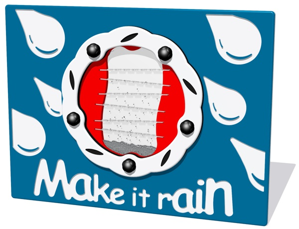Make It Rain Play Panel