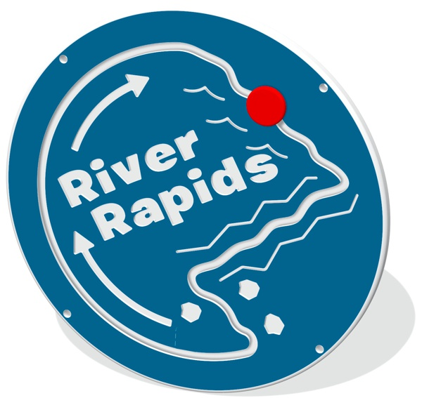 River Rapids Panel Insert
