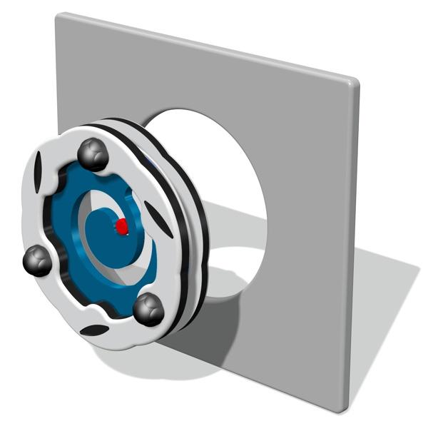 Mini Spiral Shifter Panel Insert