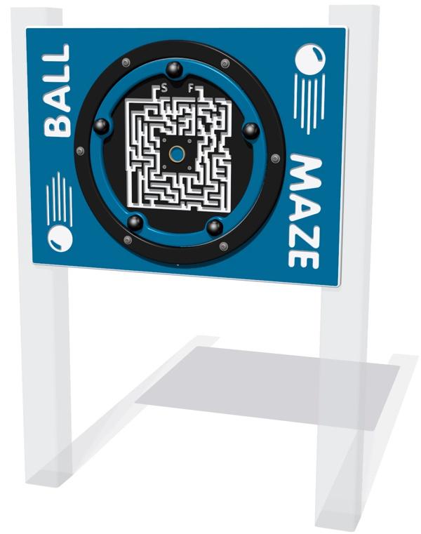Ball Maze NGP Play Panel