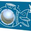 Underwater Sub Play Panel