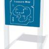 Treasure Map Play Panel