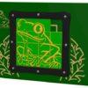 Tile Slide Frog Play Panel