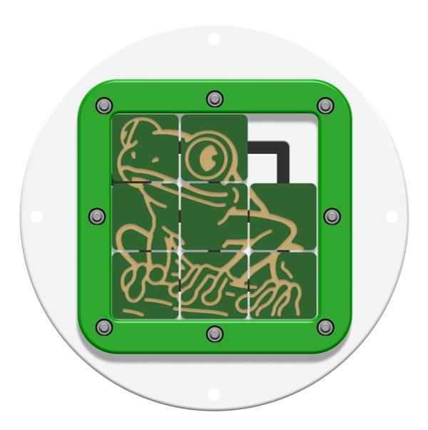 Mini Tile Slide Frog Insert