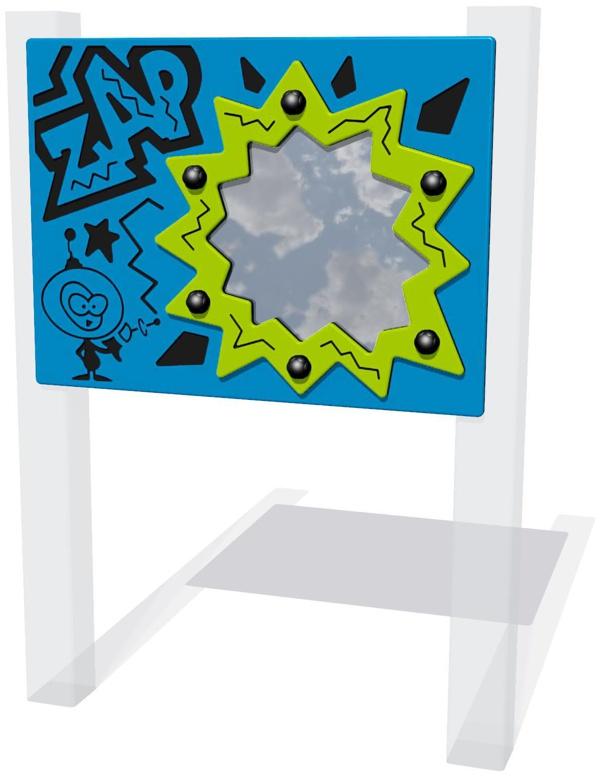 Zap Mirror Play Panel