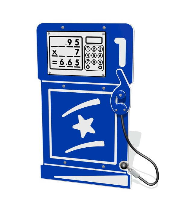 Petrol Pump Play Panel