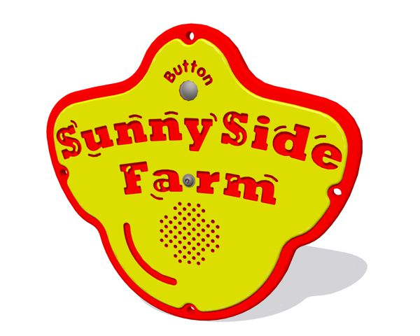 PlayTronic Sunny Side Farm Sounds Insert