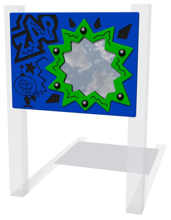 Zap Mirror Play Panel