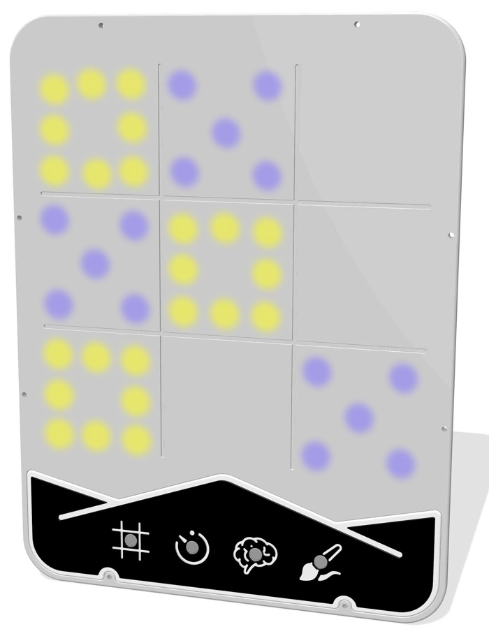 LumiSense Play Panel
