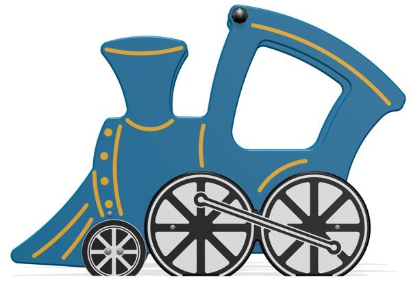 Ernie the Engine Train Loco