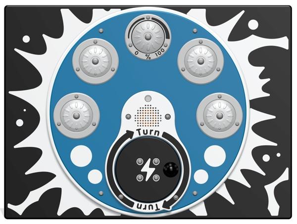 RotoGen Power Meter Reactions Play Panel
