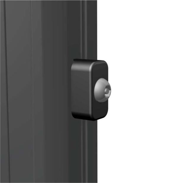 Aluminium T-Slot Posts