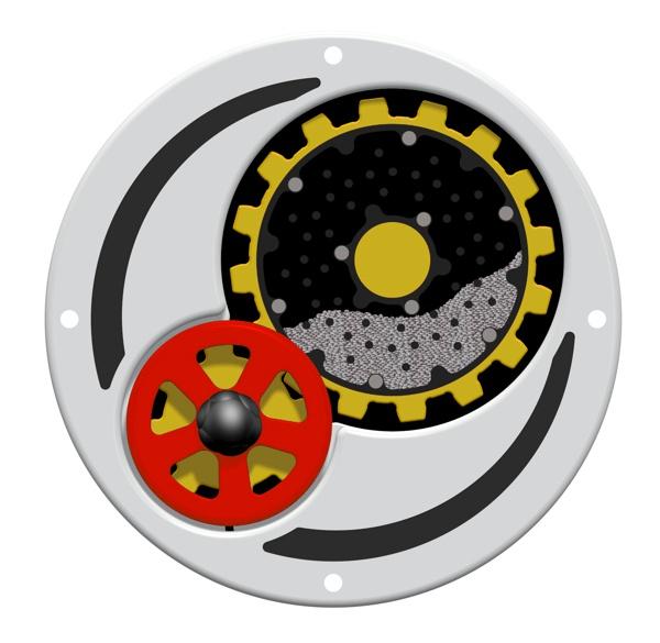 Mini Tumble Ball Cog Insert