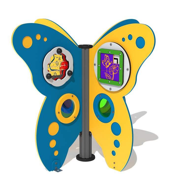Butterfly Game Activity Station