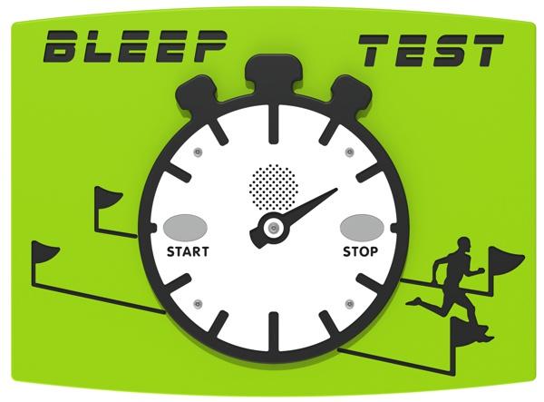 PlayTronic Bleep Test Play Panel