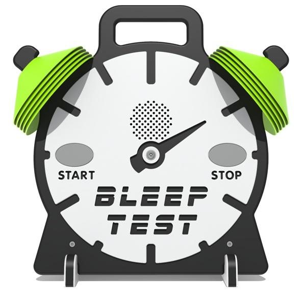 PlayTronic Portable Bleep Test