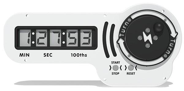 RotoGen Timer Panel Insert