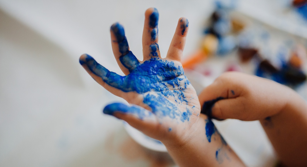 The Art of Creativity in Early Childhood