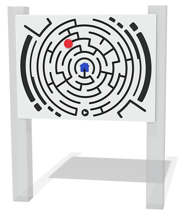 Maze Slider Play Panel