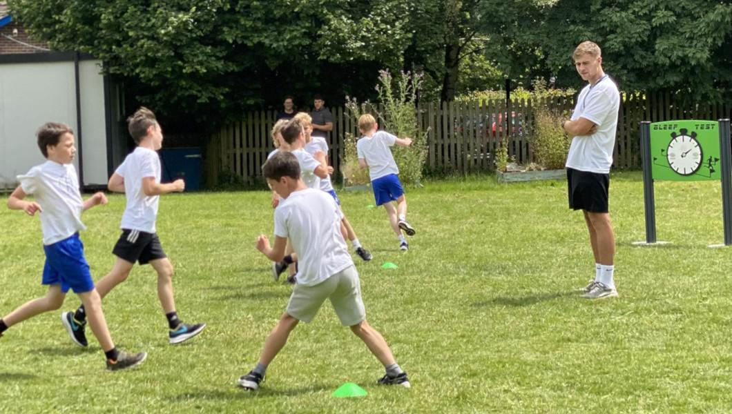 Outdoor Sport and Play
